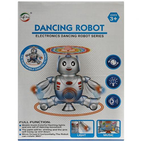 Музыкальная игрушка  Dancing Robot Танцующий робот оптом