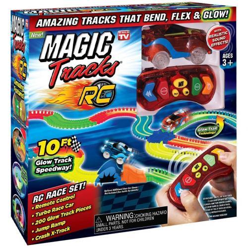 Magic Tracks RC Turbo Race Cars с пультом оптом