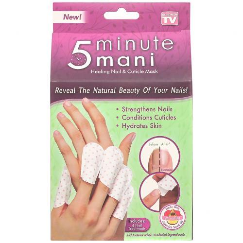 Питательная маска для ногтей 5 Minute Mani оптом