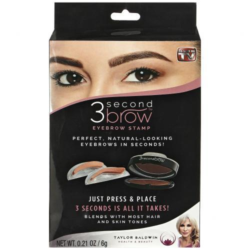 Штампы для бровей 3 Second Brow Eyebrow Stamp оптом