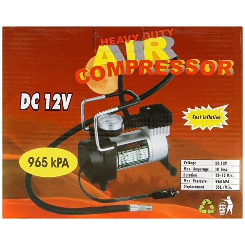 Автомобильный компрессор Air Compressor DC-12V оптом