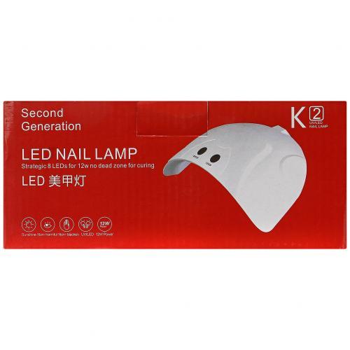 Лампа для гель лака LED Nail Lamp K2 оптом