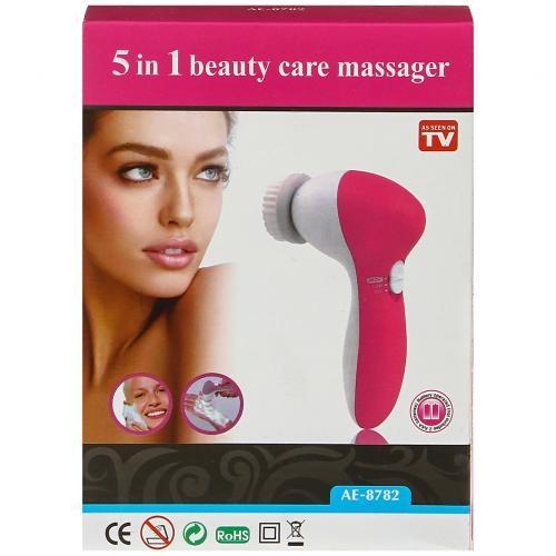 Массажер для лица Beauty Care Massager 5 в 1 оптом