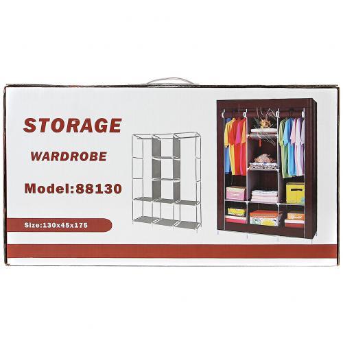 Складной каркасный тканевый шкаф Storage Wardrobe оптом