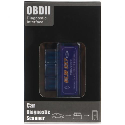 Автосканер ELM327 OBD-II Bluetooth оптом