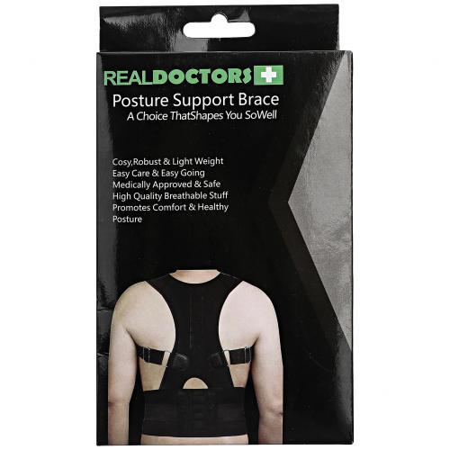 Корсет для коррекции осанки Real Doctors + оптом