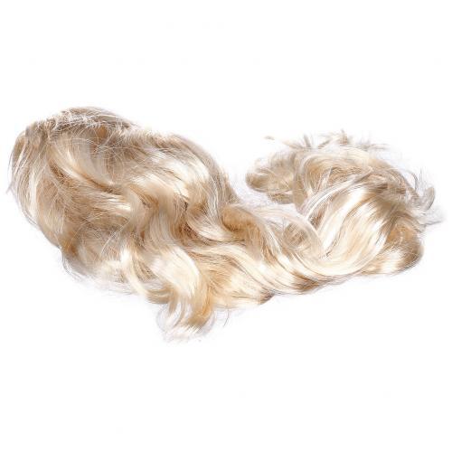 Парик из длинных волнистых волос Блонд оптом