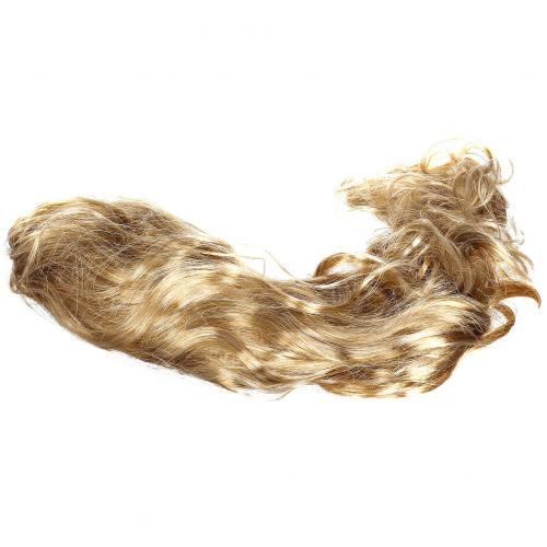 Парик русый из длинных волнистых волос оптом