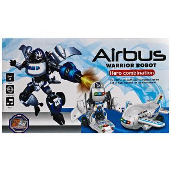 Светящийся самолет-трансформер Airbus оптом
