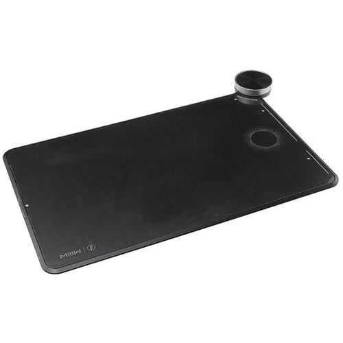 Коврик с беспроводной зарядкой Xiaomi Smart Qi Wireless Charging Mouse Pad оптом