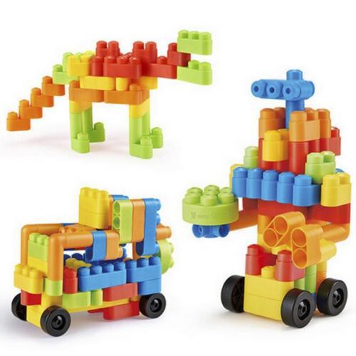 Конструктор Mitu Hape 80 Flexible Building Blocks оптом