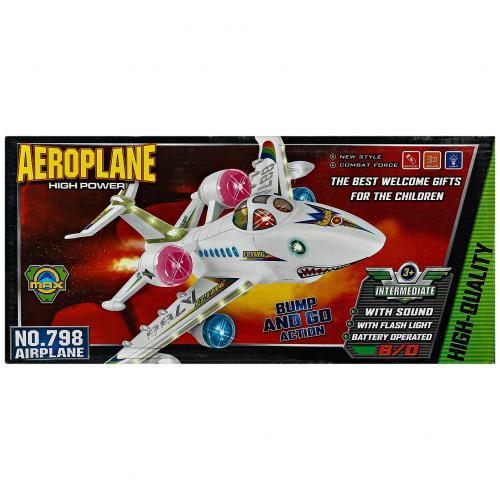 Светящийся самолет Aeroplane оптом
