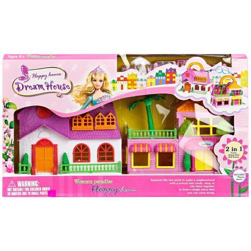 Игровой набор Happy Hours Dream House оптом
