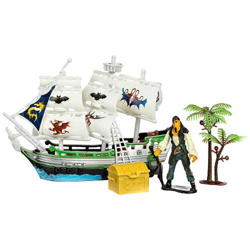 Игровой набор Пиратский корабль оптом