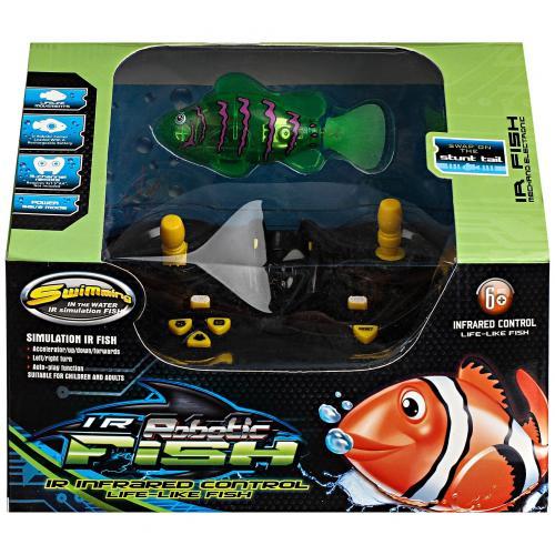 Радиоуправляемая рыбка робот Robotic IR Fish оптом