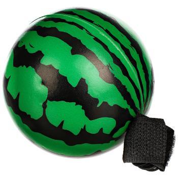 Мяч на резинке Арбуз оптом