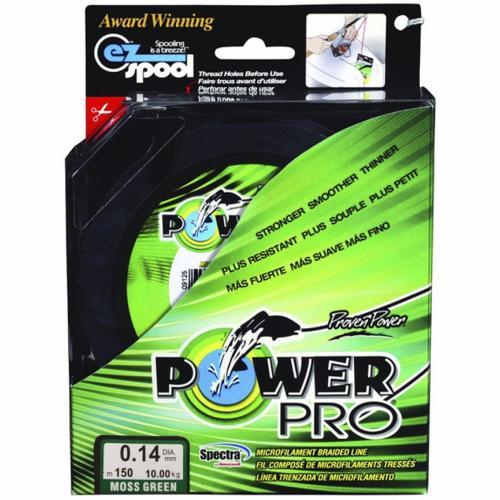 Леска плетеная Power Pro 0,14 мм оптом