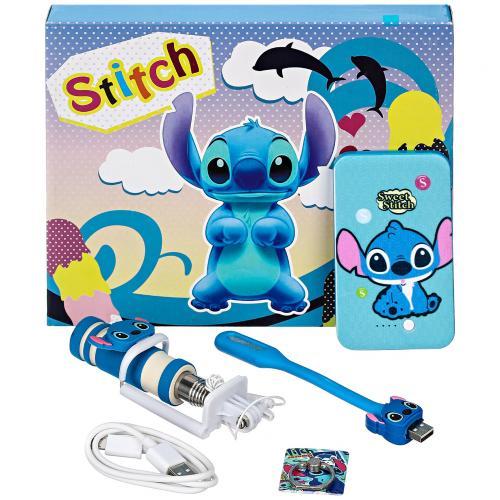 Детский подарочный набор для смартфона Stitch оптом
