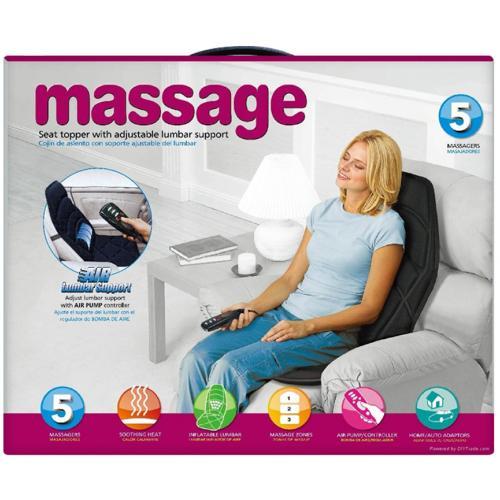 Накидка массажная на сиденье Massage Seat Topper оптом