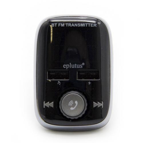 Автомобильный Bluetooth FM-модулятор Eplutus FB-02 оптом