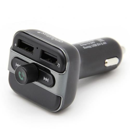 Автомобильный Bluetooth FM-модулятор Eplutus FB-04 оптом