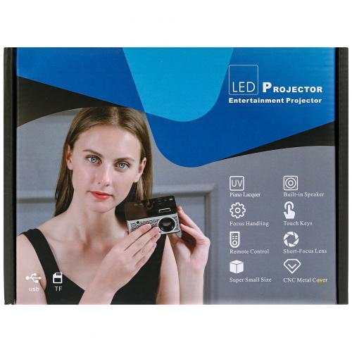 Портативный LED проектор  Unic T200 оптом