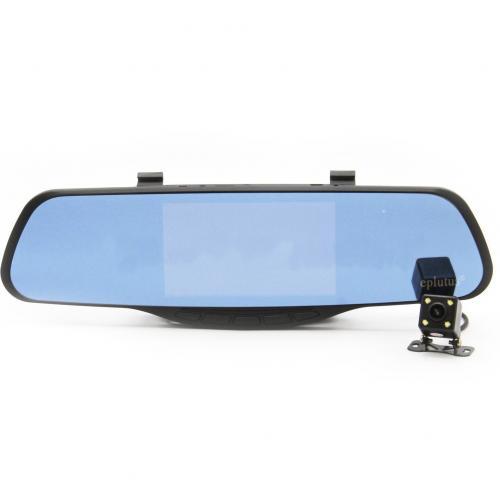 Зеркало-видеорегистратор с антирадаром Eplutus GR-50 оптом
