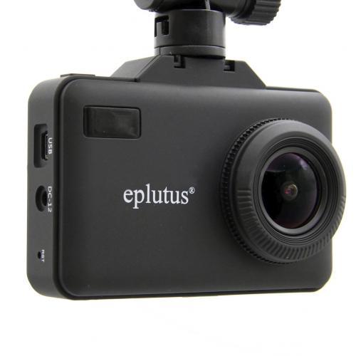 Видеорегистратор Eplutus GR-94 с антирадаром и GPS оптом