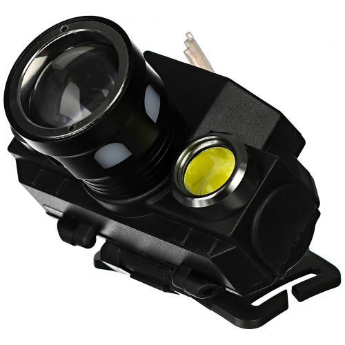 Налобный фонарь P-609-T6 оптом