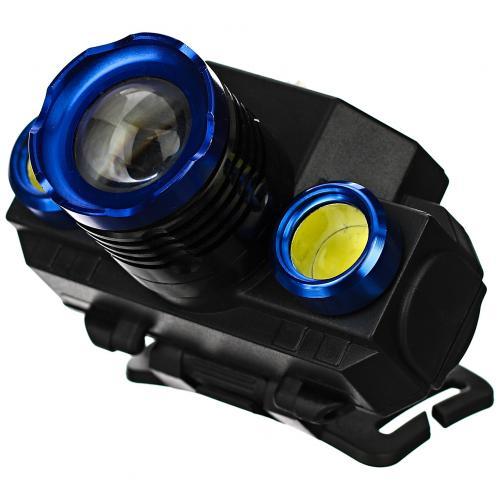 Налобный фонарь P-607-T6 оптом