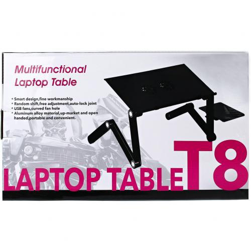 Стол подставка для ноутбука Laptop Table T8 оптом