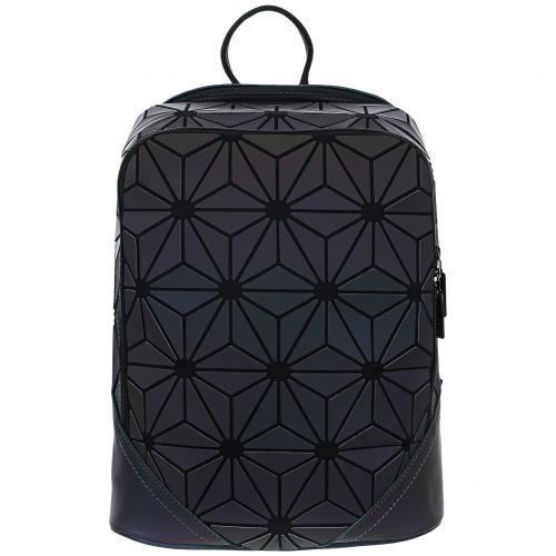 Рюкзак Хамелеон Bao Bao с геометрическим узором оптом