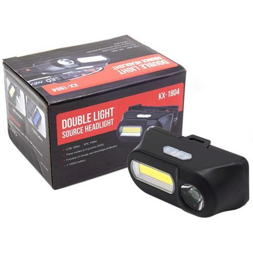 Налобный светодиодный фонарь KX-1804 оптом