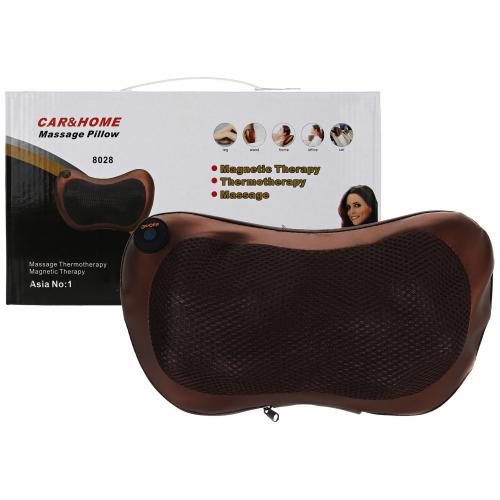Массажная подушка Car & Home Massage Pillow оптом