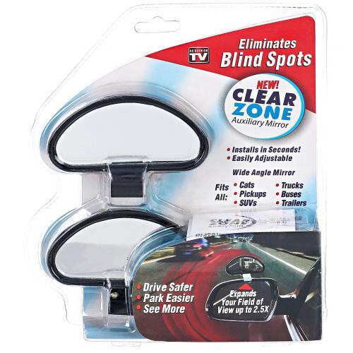 Автомобильные зеркала для обзора мертвых зон Eliminates Blind Spots оптом
