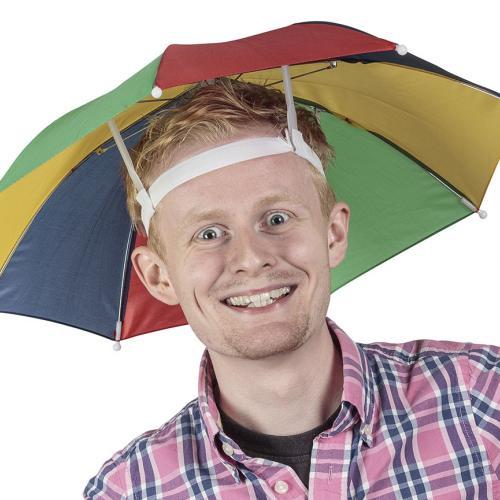 Шляпа-зонт Umbrella Hat оптом
