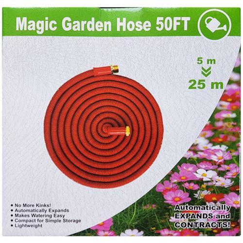 Поливочный шланг Magic Garden Hose 25 метров оптом