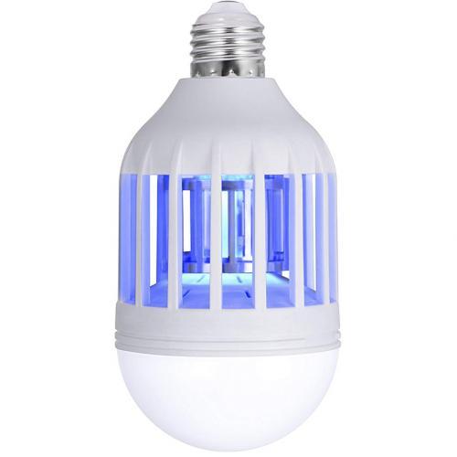 Светодиодная лампа с ловушкой для комаров Zapp Light оптом