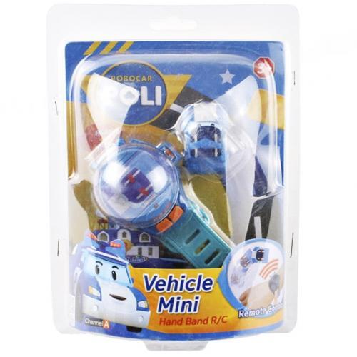 Детские часы с машинкой на радиоуправлении Poli оптом