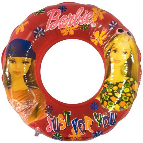 Надувной круг Барби 40 см оптом