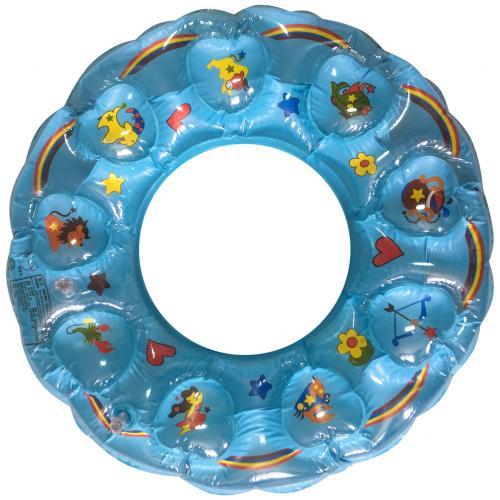 Надувной круг Зодиак 60 см оптом