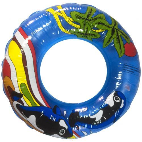 Надувной круг Касатки 50 см оптом