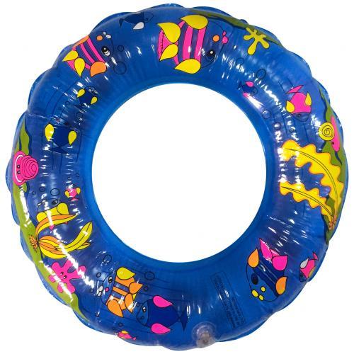 Надувной круг Морской мир 40 см оптом