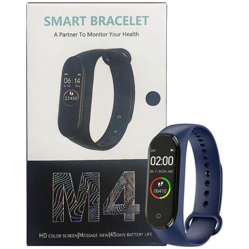 Фитнес-браслет Smart Bracelet Band M4 оптом