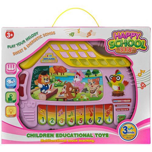 Детская музыкальная игрушка Happy School 318 оптом