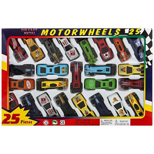 Набор машинок Motorwheels оптом