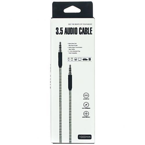 Аудио кабель 3.5 Audio Cable оптом