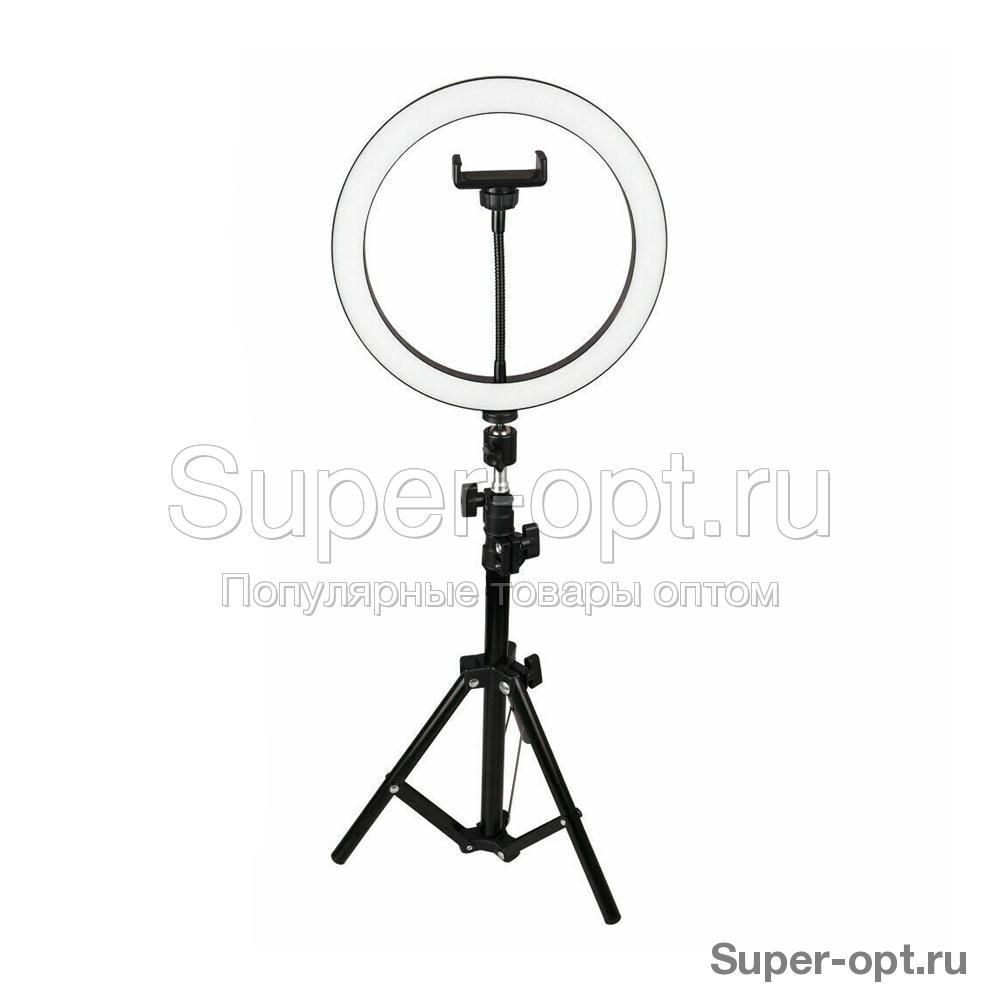 Кольцевая светодиодная лампа LED Ring Fill Light 26 см оптом
