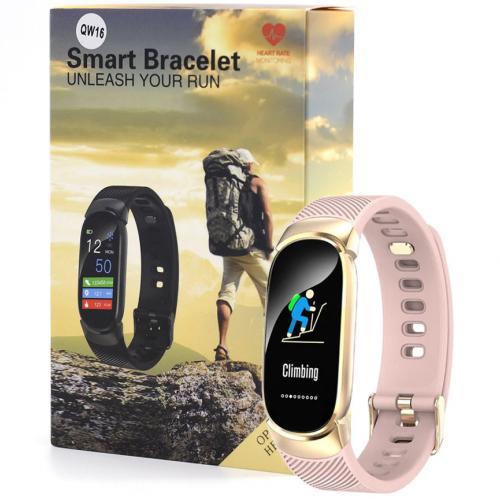 Фитнес-браслет Smart Bracelet QW16 оптом
