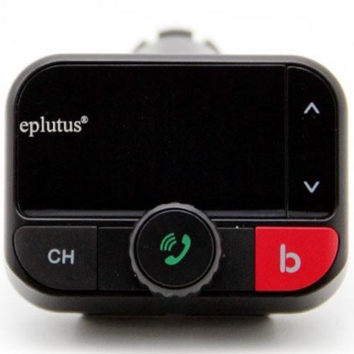 Автомобильный Bluetooth FM-модулятор Eplutus FB-08 оптом